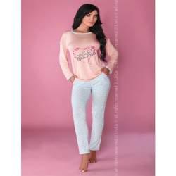 Livia Corsetti Model 107 női pizsama szett