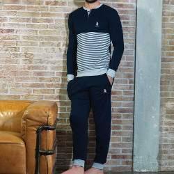 Marina Yachting MYP2 férfi pamut pizsama