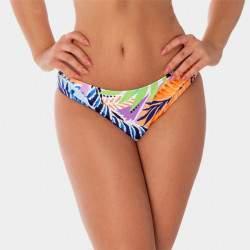 JPRESS trópusi mintás bikini alsó