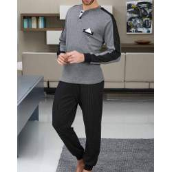 Navigare 140932 férfi pamut pizsama