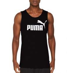 Puma Ess férfi trikó - fekete