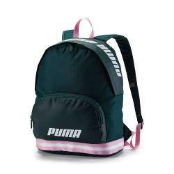 Puma WMN Core női hátizsák - zöld