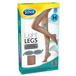 Scholl Light Legs kompressziós harisnya 20 den