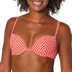 sloggi swim Amalfi Baby PU szivacsos merevítős csíkos bikini felső