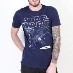 Star Wars X-Wing férfi rövid ujjú póló