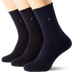 Tommy Hilfiger csillámos női zokni csomag - 3 pár
