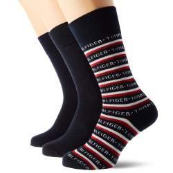 Tommy Hilfiger férfi zokni csomag - 3 pár