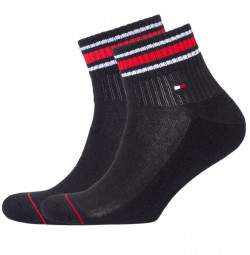 Tommy Hilfiger Men Iconic férfi zokni - 2 pár