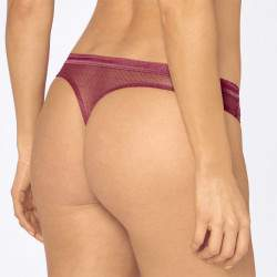 Triumph Beauty-Full Darling String tanga - bíbor