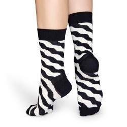 Happy Socks WPO01 hullám mintás zokni