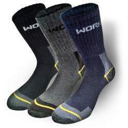 Dressa Work munkavédelmi zokni - 3 pár