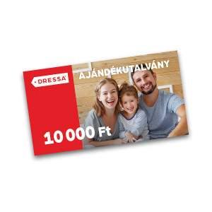 Dressa Ajándékutalvány - 10000 Ft