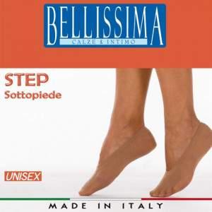 Bellissima B64 Step poliamid titokzokni - 3 pár