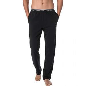 Calvin Klein CK ONE pamut nadrág - fekete