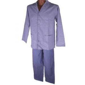 Diplomat WO513 férfi pamut pizsama