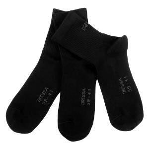 Dressa biciklis pamut zokni - 3 pár