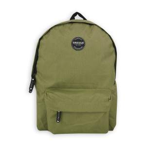 Dressa klasszikus hátizsák - katonazöld