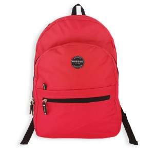 Dressa klasszikus utcai hátizsák - piros