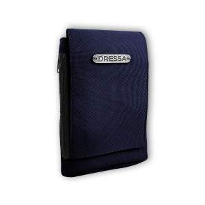 Dressa Phone nyakba akasztható övre fűzhető univerzális telefontok - sötétkék