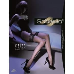 Gabriella 8770 Calze Kabarette 151 kislyukú necc combfix