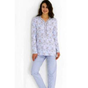 Linclalor 92427 női pamut pizsama