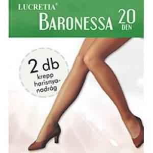 Lucretia Baronessa harisnyanadrág - 2 db