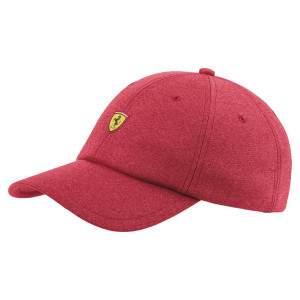 Puma Ferrari Fanwear baseball sapka - piros