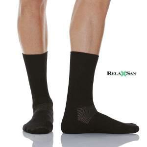 Relaxsan X-Static 550 Diabetic ezüstszálas zokni