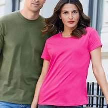Gildan 4100 környakú rövid ujjú póló - Akció