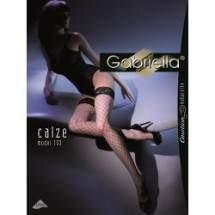 Gabriella 8780 Calze Kabarette 153 nagylyukú necc combfix