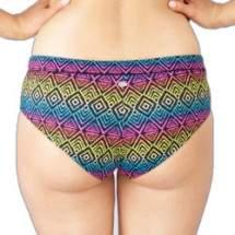 sloggi swim California azték mintás hipster bikini alsó