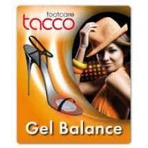 Tacco 654 Gel Balance féltalpbetét