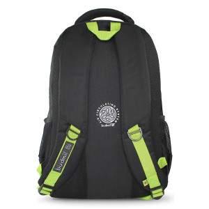 Budmil California feliratos hátizsák - fekete