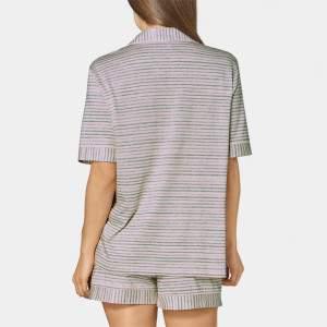 Triumph Stripes PSK Boyfriend női rövidnadrágos pizsama
