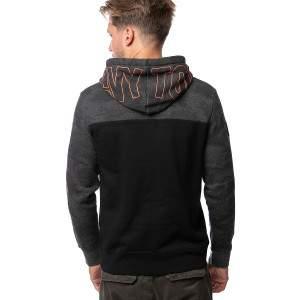 Heavy Tools Separ férfi kapucnis pulóver - black