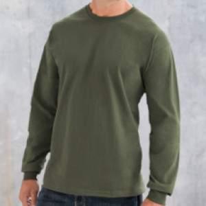Gildan 2400 unisex hosszú ujjú póló
