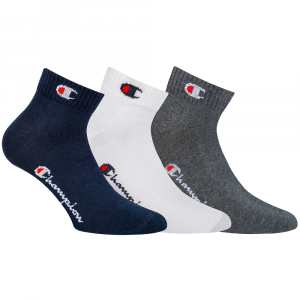 Champion Ankle Socks Legacy 3X sport zokni csomag - 3 pár