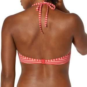 sloggi swim Amalfi Baby P szivacsos csíkos bikini felső