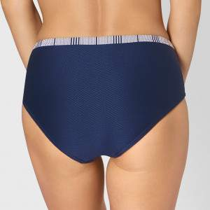 Triumph Summer Waves Midi Tall magas derekú bikini alsó