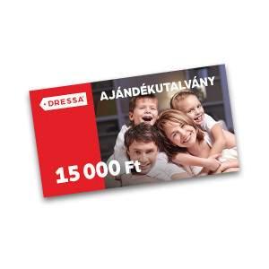 Dressa Ajándékutalvány - 15000 Ft