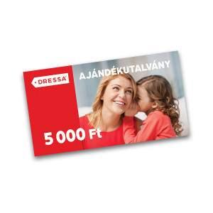 Dressa Ajándékutalvány - 5000 Ft