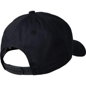 Calvin Klein feliratos baseball sapka - fekete