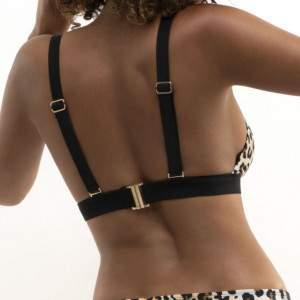 Dorina Casablanca 708 leopárd mintás bikini felső