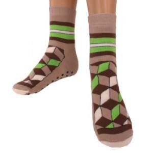 Ciocca 296/2A csúszásgátlós női zokni