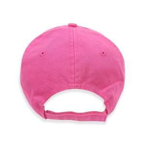 Dressa 3D hímzett női baseball sapka - pink