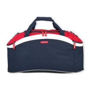 Dressa cipőtartós utazó sporttáska - kék-fehér-piros