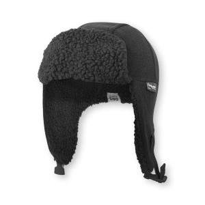 Dressa DRS Sherpa Thinsulate polár usánka sapka - fekete