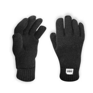 Dressa DRS Thinsulate gyapjú téli kesztyű - fekete