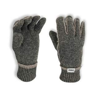 Dressa DRS Thinsulate gyapjú téli kesztyű - szürke