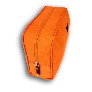 Dressa nagyméretű piperetáska - narancs